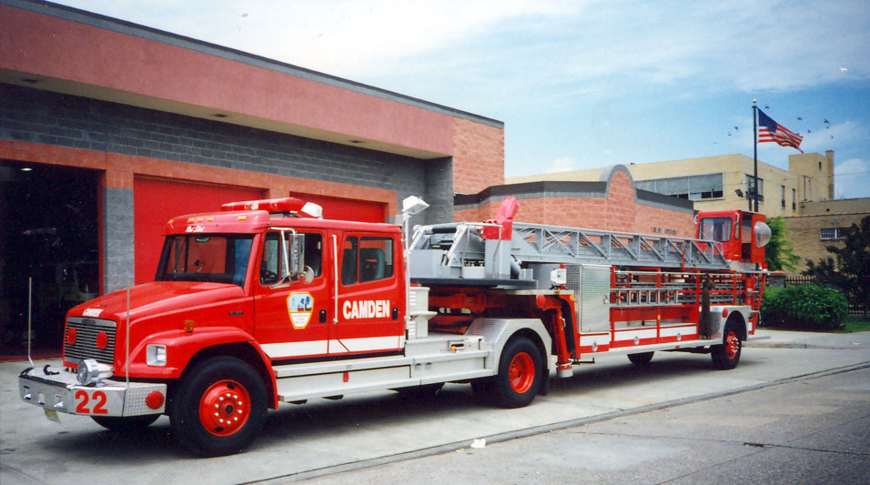 Camden Fire Department Other Apparatus
